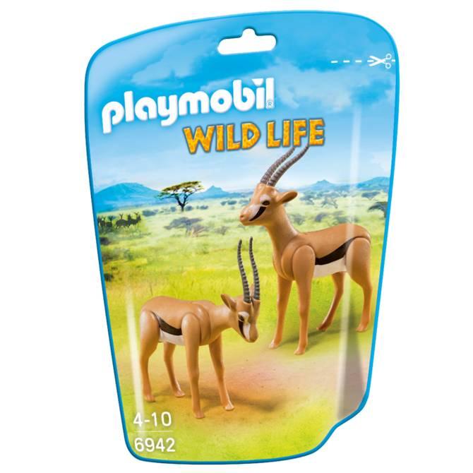 Playmobil Playmobil 6942 Gazelles