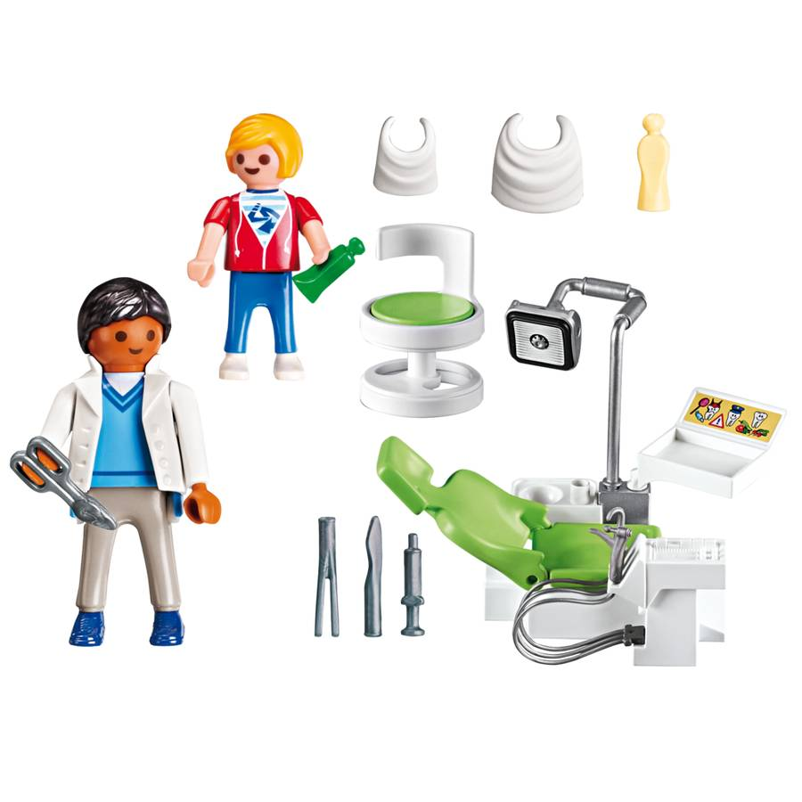 Playmobil Playmobil 6662 Dentist with Patient