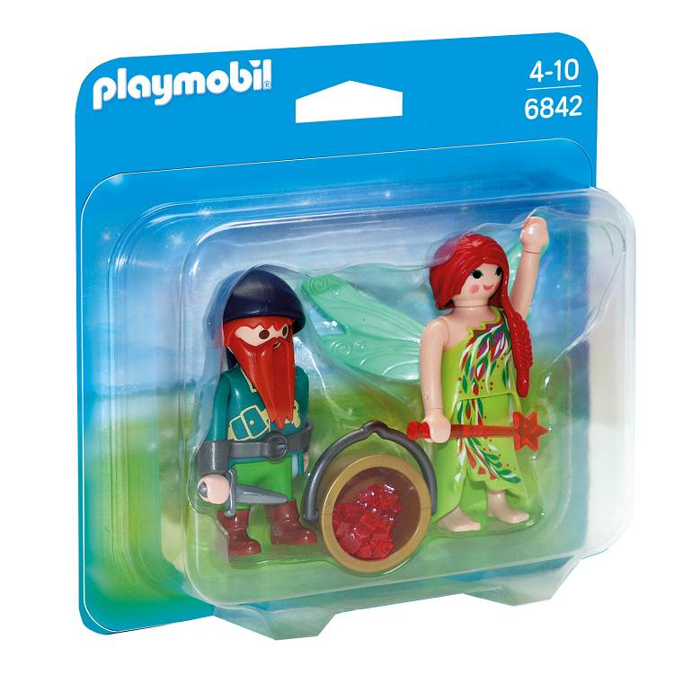 Playmobil Playmobil 6842 Elf and Dwarf
