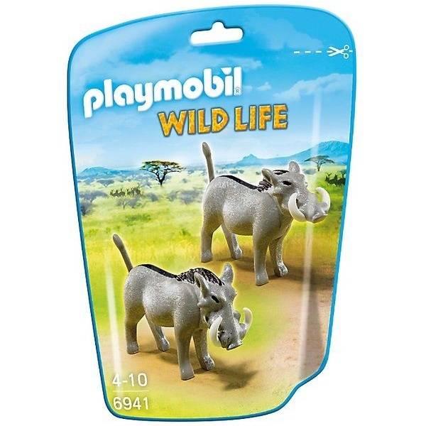 Playmobil Playmobil 6941 Phacochères