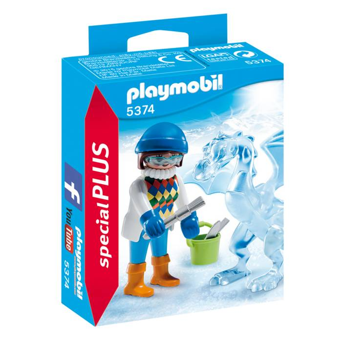 Playmobil Playmobil 5374 Ice Sculptor