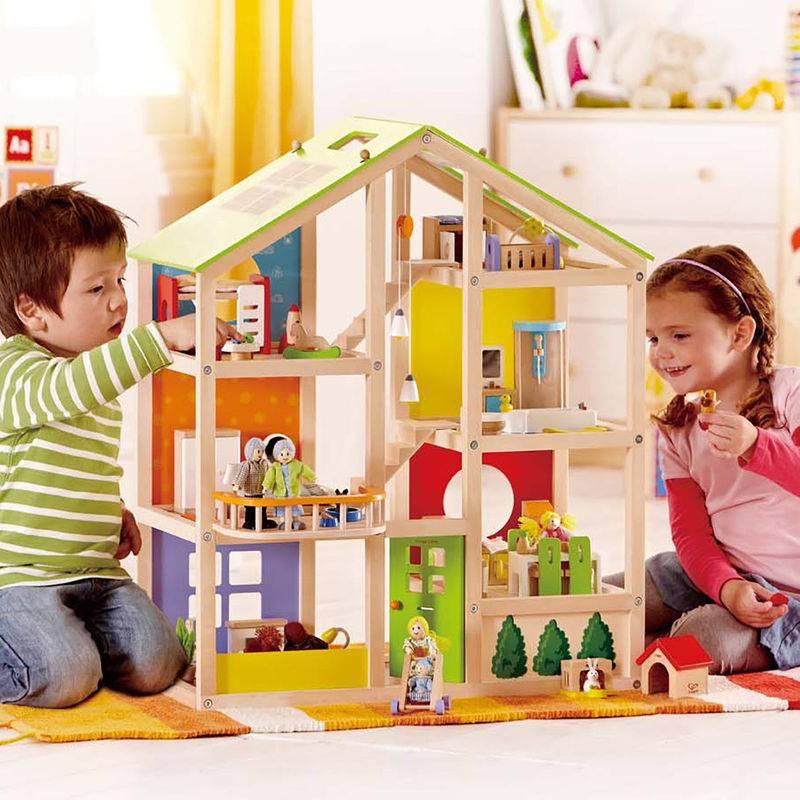 Hape Hape E3401 All season house - furnished