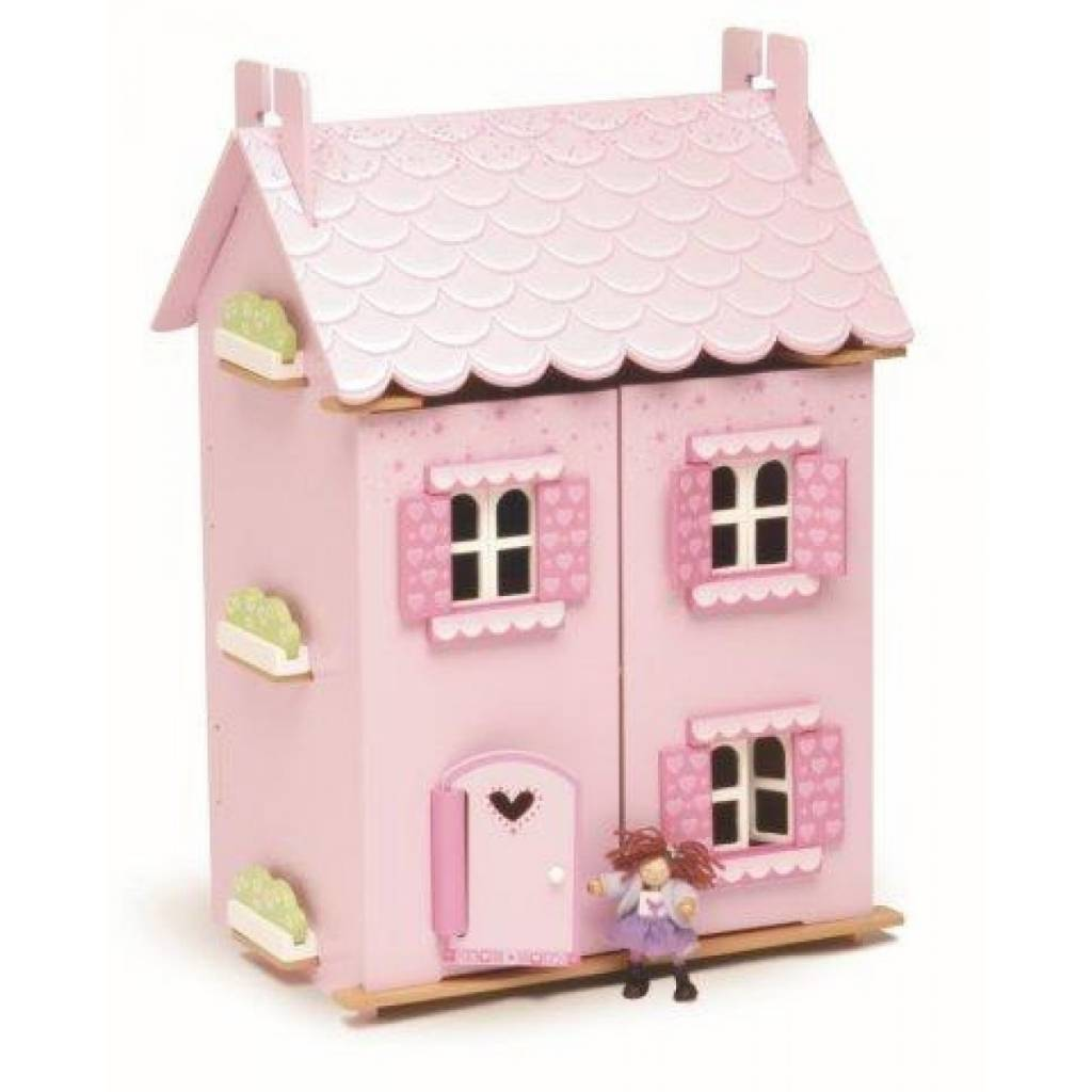Le Toy Van Le Toy Van - My First Dream House with Furniture