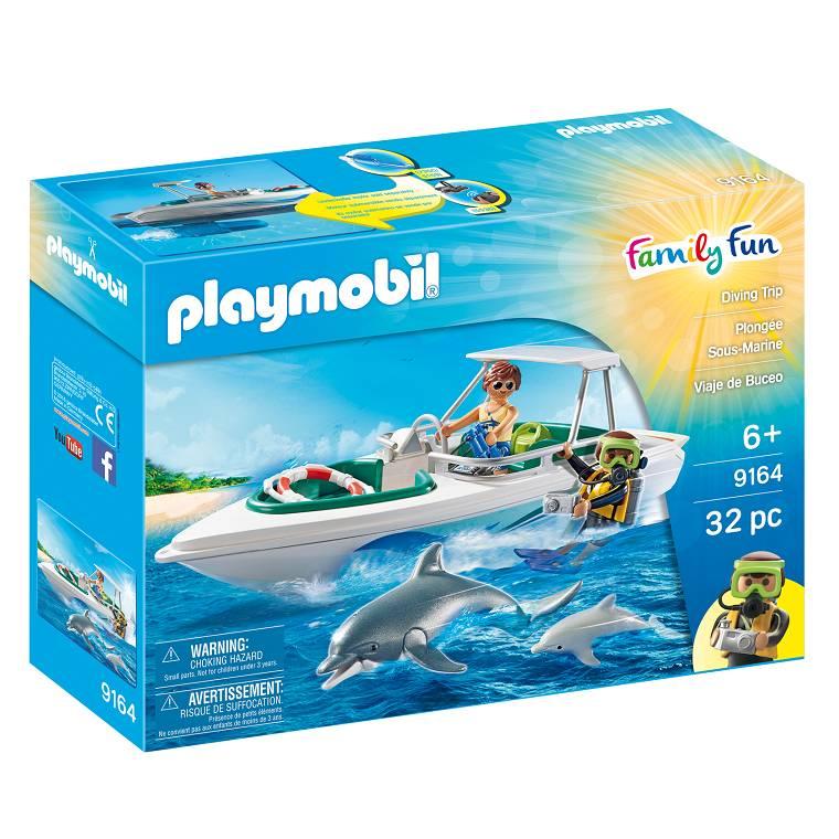 Playmobil Playmobil 9164 Diving Trip
