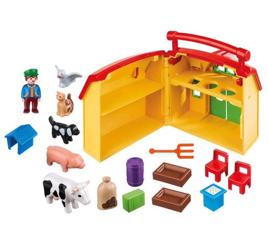 Playmobil Playmobil 6962 My Take Along Farm