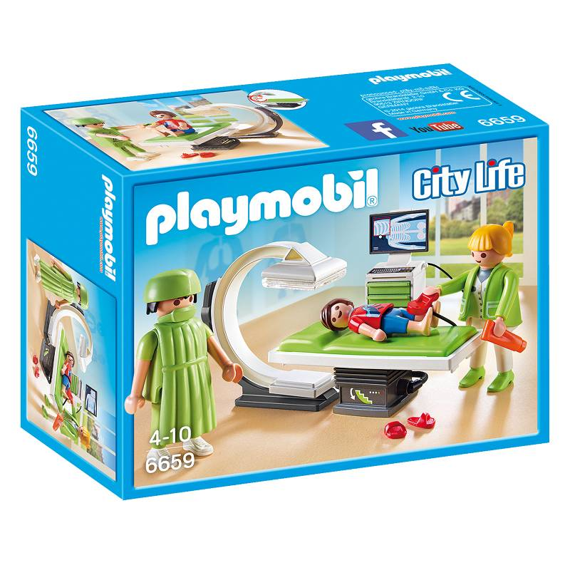 Playmobil Playmobil 6659 X-Ray Room