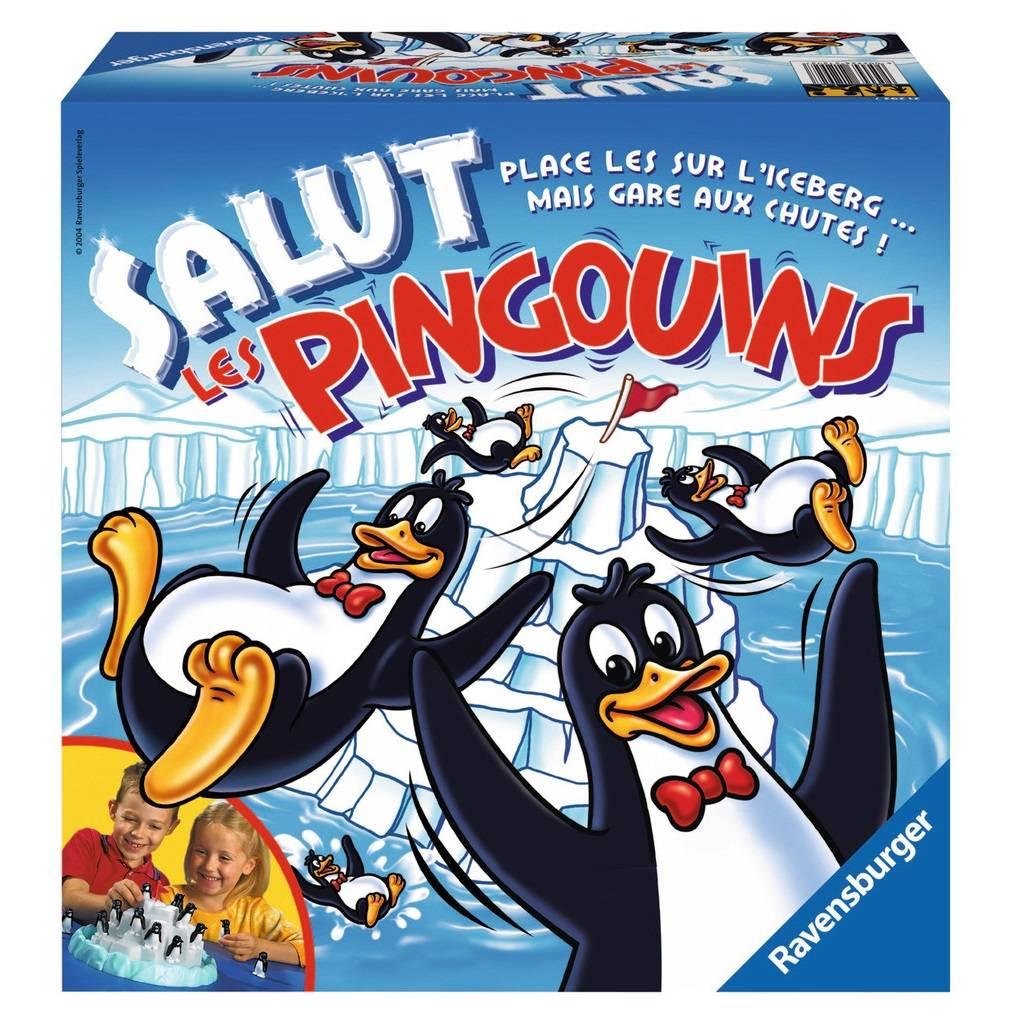 Ravensburger Ravensburger 21292 Salut Les Pingouins FR