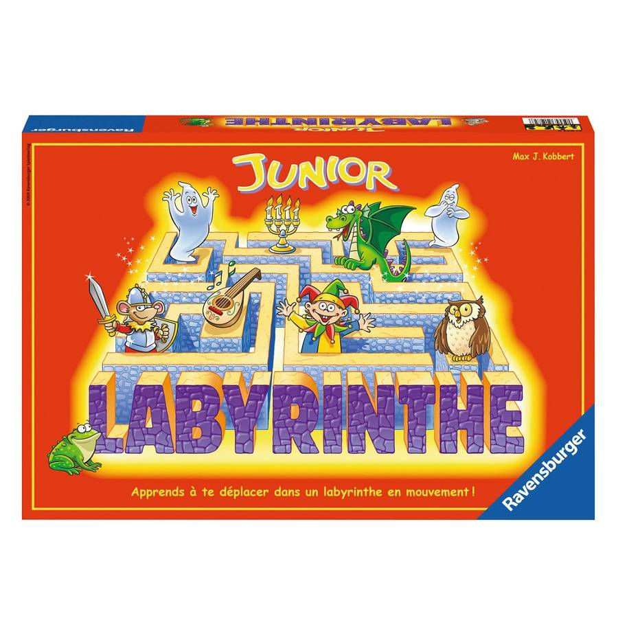 Ravensburger Ravensburger 21972 Labyrinthe Junior FR