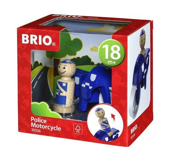 Brio BRIO 30336 - moto et policier