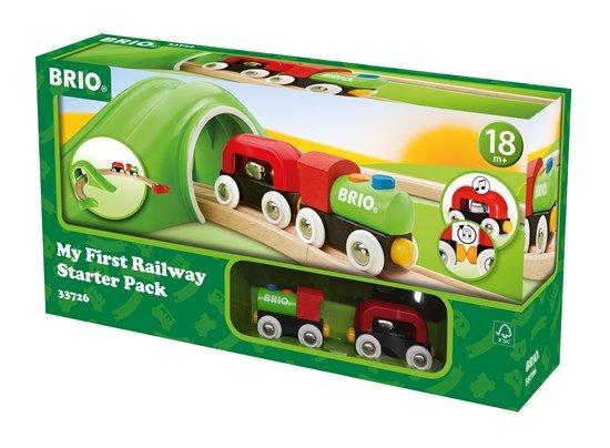 Brio BRIO 33726 - My First Railway Starter Pack