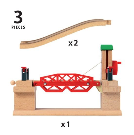 Brio BRIO 33757 - Lifting Bridge