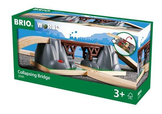 Brio BRIO 33391 - Collapsing Bridge