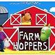 Farm Hoppers CFARM HOPPERS FHA1201 - Brown Horse