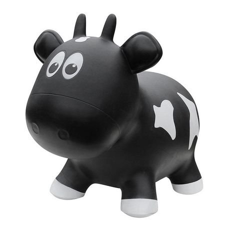 Farm Hoppers FARM HOPPERS  FHA1102 - Black Cow