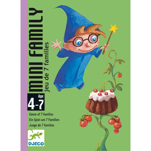 Djeco Djeco 05101 Mini family game