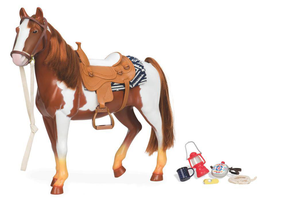 Our Generation OUR GENERATION 743BD38017 - Trail Riding Appaloosa Horse