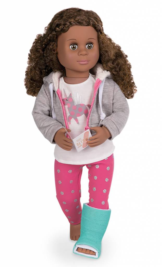 Our Generation OUR GENERATION 743BD30284 - Get Well Soon Deluxe Outfit
