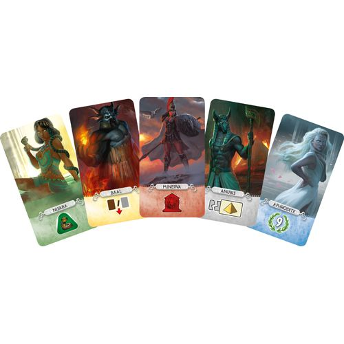 7 Wonders / Duel / Pantheon (french)