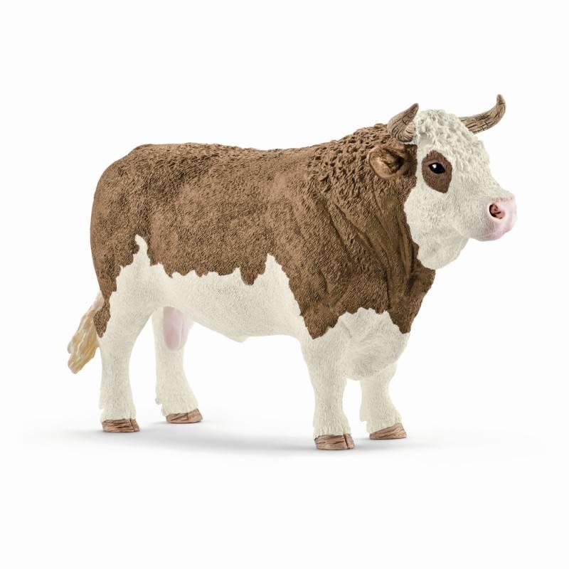 Schleich SCHLEICH 13800 - Simmental bull