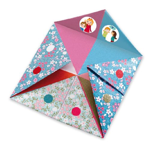 Djeco Djeco DJ08773  Origami / Fortune tellers