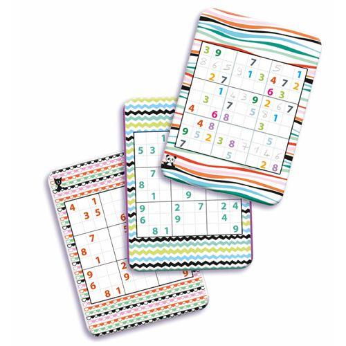 Djeco DJ05350 Mini logix / Sudoku