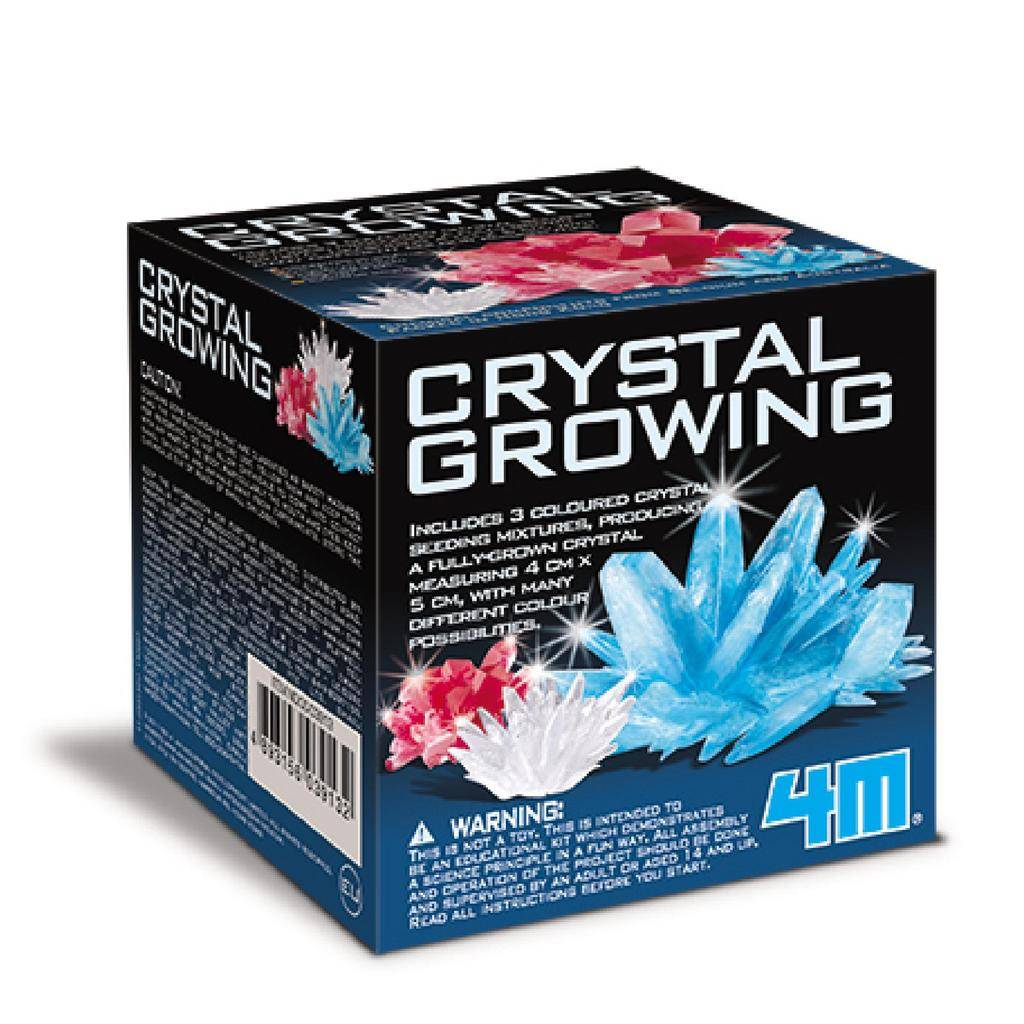 KidsLab 4m 4M P3913 -  CRYSTAL GROWING