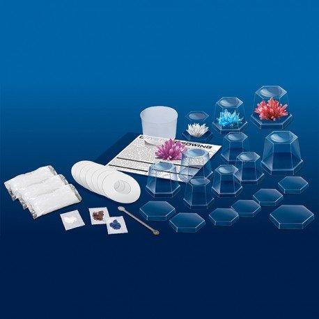KidsLab 4m 4M P3915F - Crystal growing experimental kit