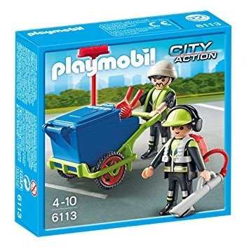 Playmobil Playmobil 6113 Sanitation Team