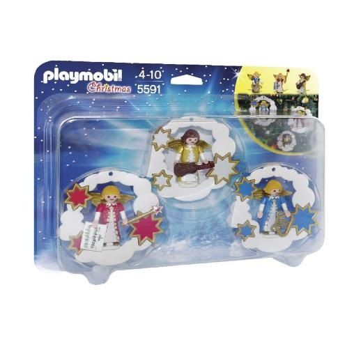 Playmobil Playmobil 5591 Christmas Angel Ornaments
