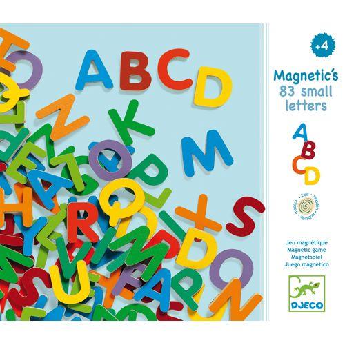 Djeco Djeco DJ03101Magnetic's / 83 small letters