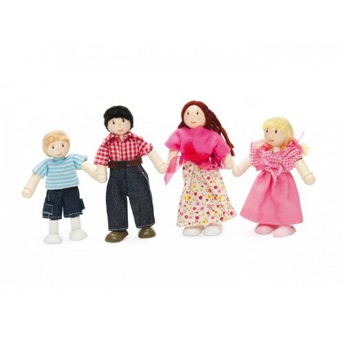 Le Toy Van Le Toy Van P053 - Doll Family