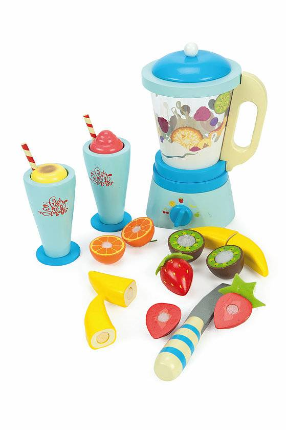 Le Toy Van Le Toy Van TV296 - Blender Set 'Fruit & Smooth'