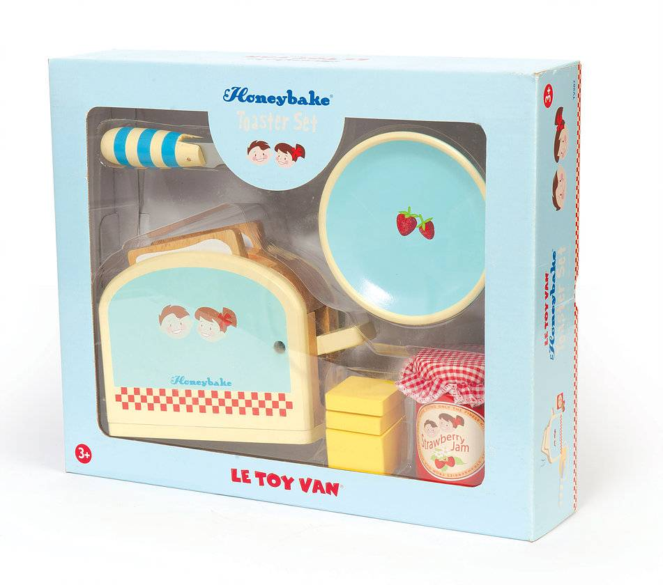 Le Toy Van Le ToyVan TV287 - Toaster Set