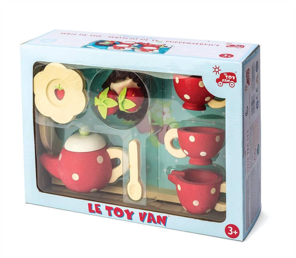 Le Toy Van Le Toy Van TV276 - Ensemble de thé