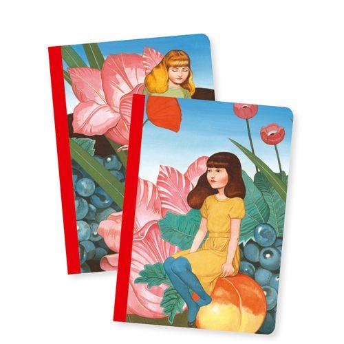 Djeco Djeco 07266 Little notebooks / Fedora