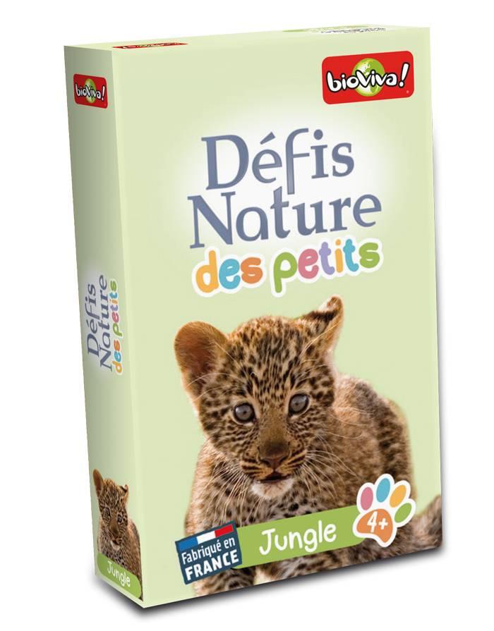 Bioviva Bioviva Défis Nature des Petits Jungle FR