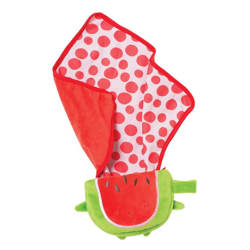 Manhattan Toy Manhattan Toy 215620 - Doudou melon d'eau