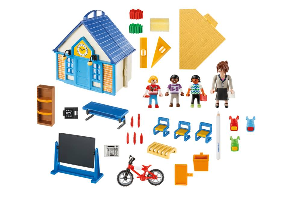 Playmobil Playmobil 5662 Take Along School House