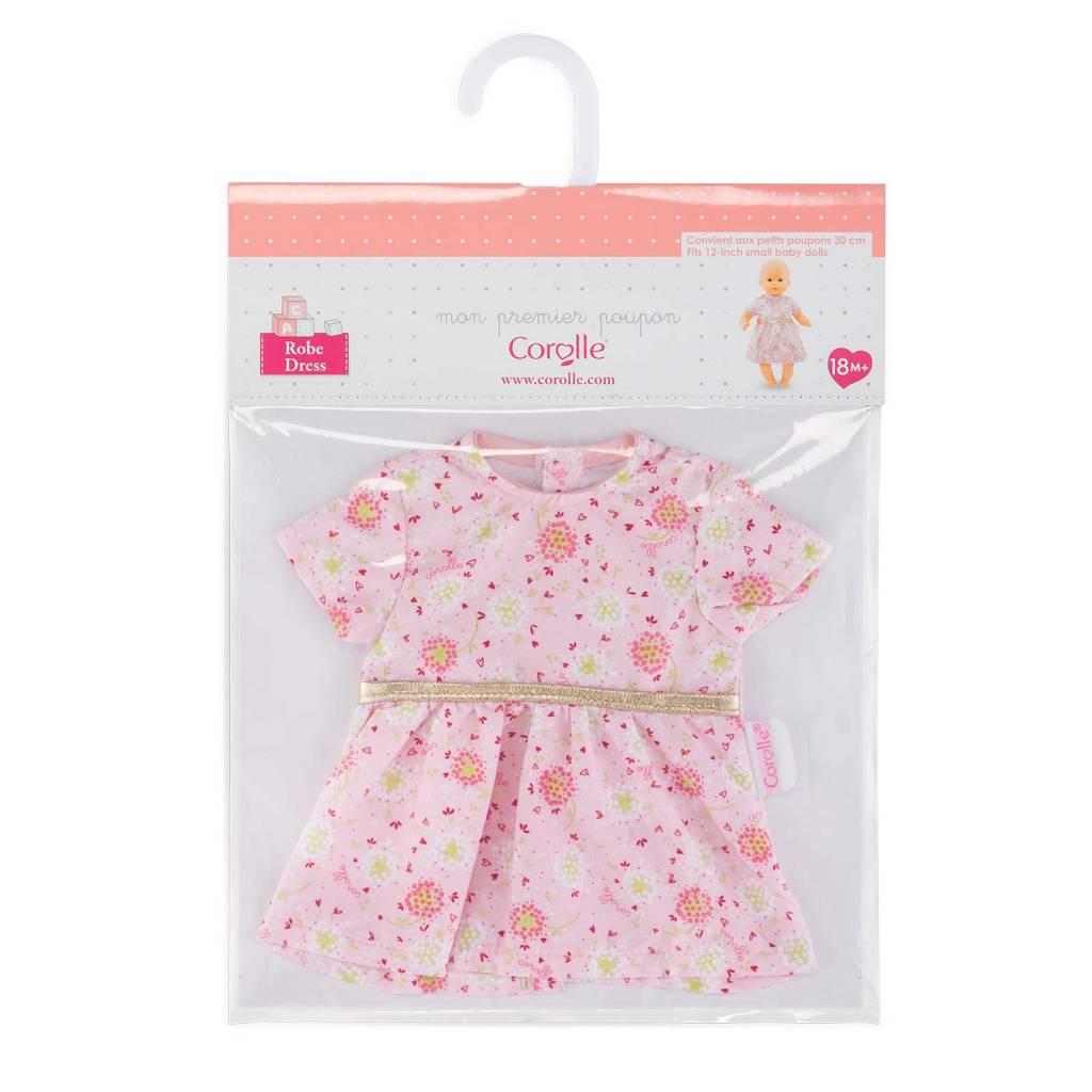 Corolle Corolle FPP31 Pink Dress 30cm