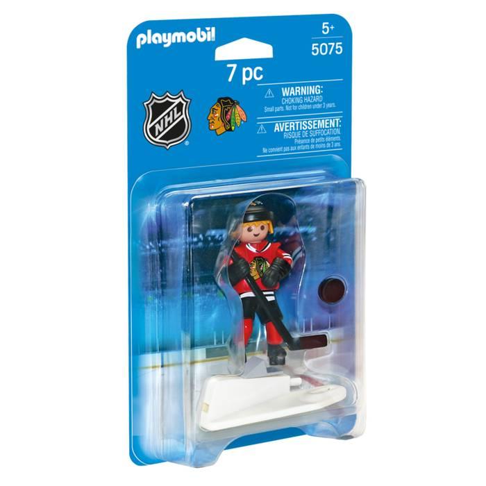 Playmobil Playmobil 5075 NHL Chicago Blackhawks Player