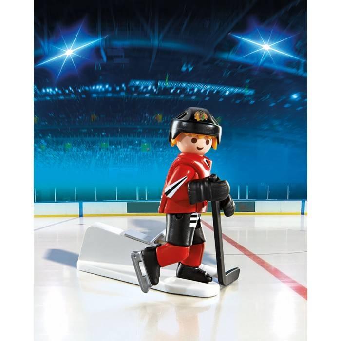 Playmobil Playmobil 5075 Joueur des Blackhawks de Chicago LNH