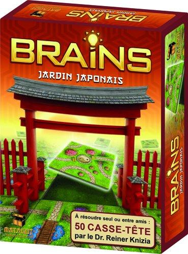 Brains- Jardins japonais