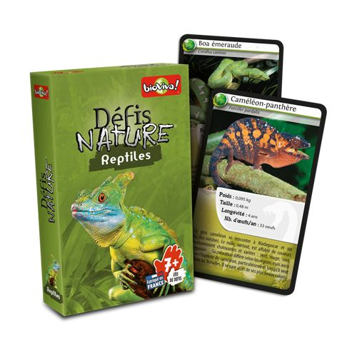 Bioviva DN-REP-001 Défis Nature / Reptiles