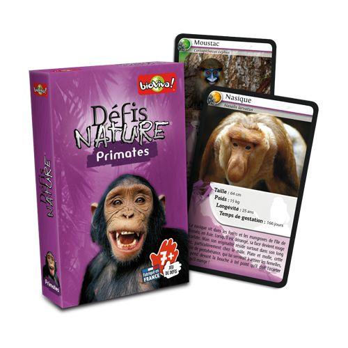Bioviva DN-PRI-001 Défis Nature / Primates