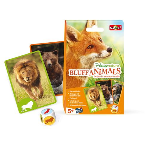 Bioviva DIS-BLUFF-002 Disney Nature / Bluff animals
