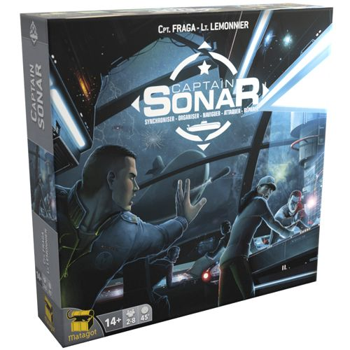 MT-CAPTAIN-002 Captain Sonar (multilingual)