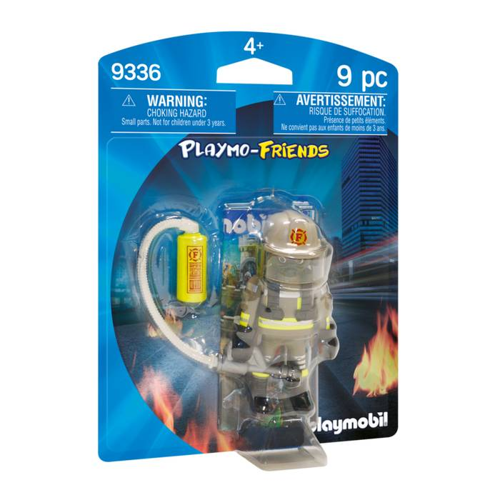 Playmobil Playmobil 9336 Firefighter
