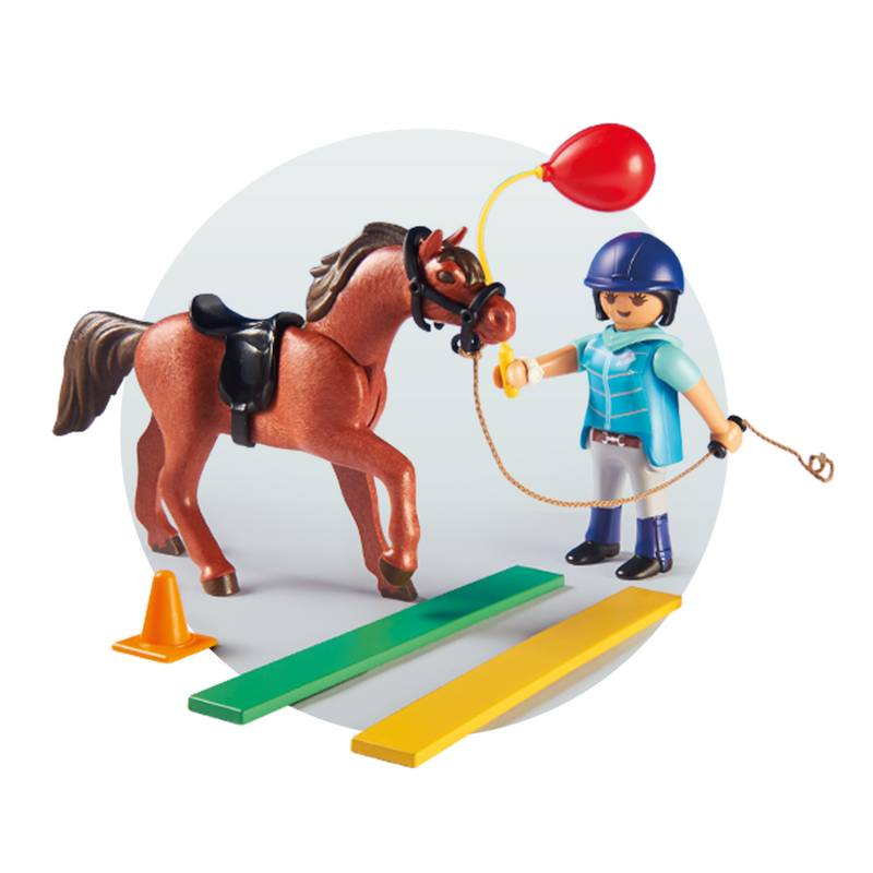 Playmobil Playmobil 9259 Horse Therapist
