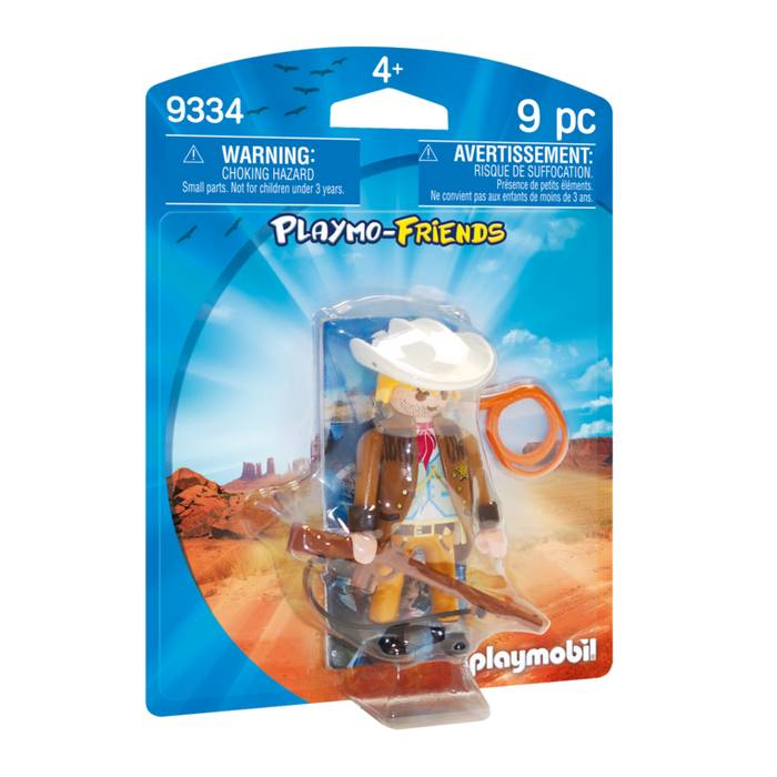 Playmobil Playmobil 9334 Sheriff
