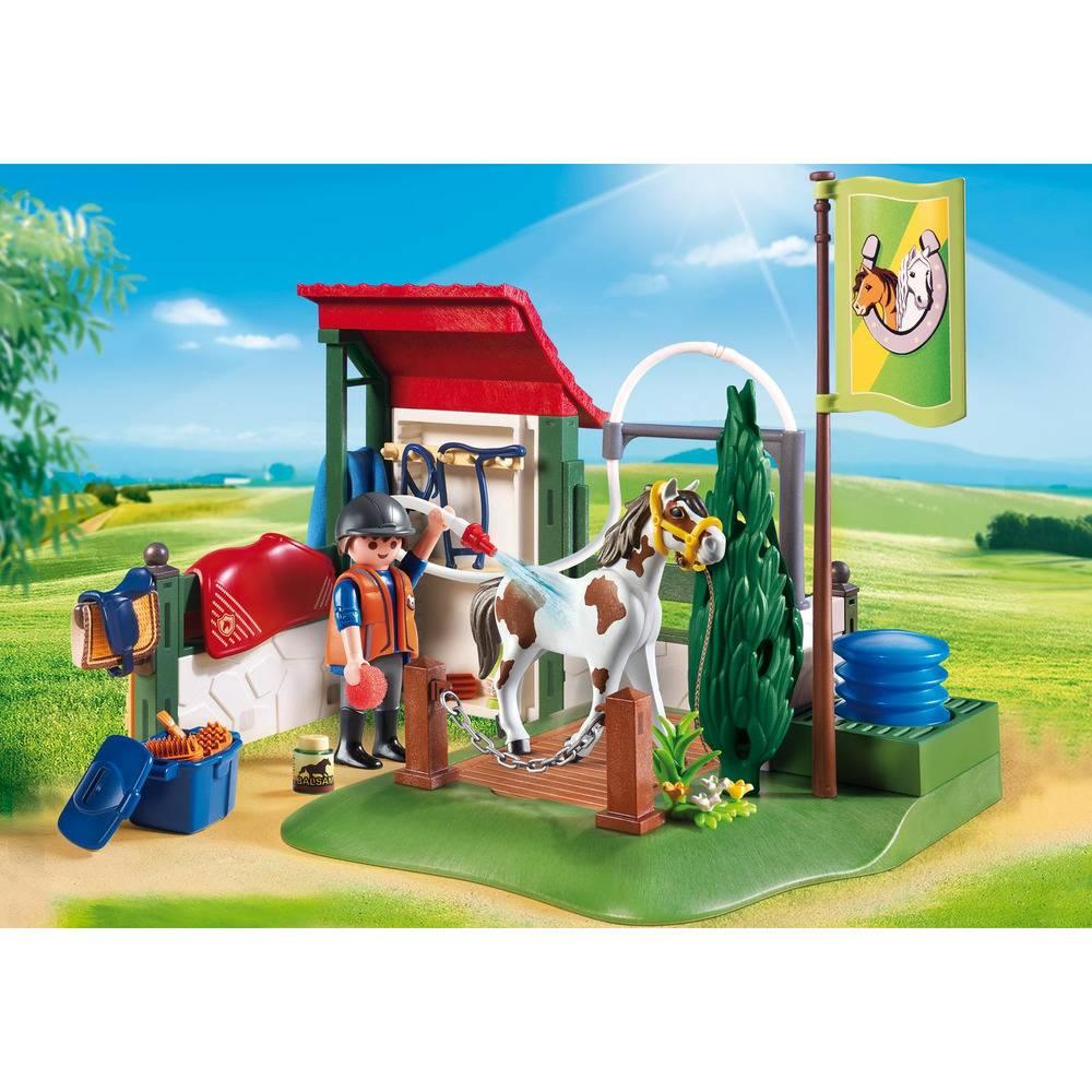 Playmobil Playmobil 6929 Horse Grooming Station
